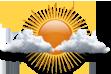 Parcialmente Nublado - Parcialmente nublado.